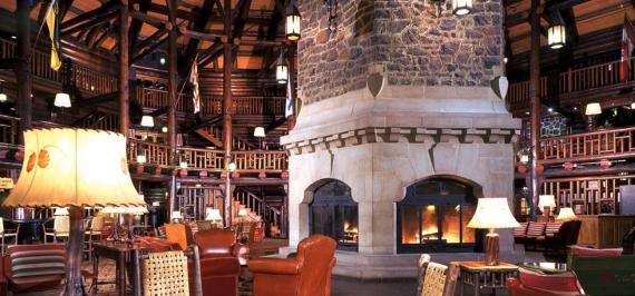 montebello lobby